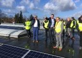 Remeha legt dak vol met 1750 zonnepanelen