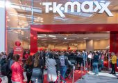 TK Maxx in de Oranjerie is open!