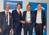 """Bredenoord wint """"Large Rental Company of the Year"""" award"""