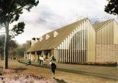 Majestueuze opening paviljoen Park Hoge Veluwe