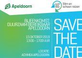 Save the Date: Hoe houden we Apeldoorn samen bereikbaar?