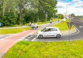 Meer fietsers tussen Apeldoorn en Deventer na verbetering fietsroute